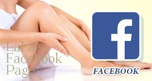 LaLaフェイスブックページのご紹介